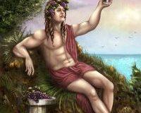 дионис - бог виноделия