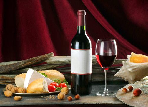 употребление красного вина