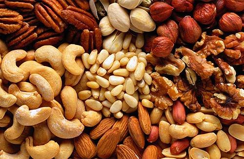 отказ от орехов в качестве закуски