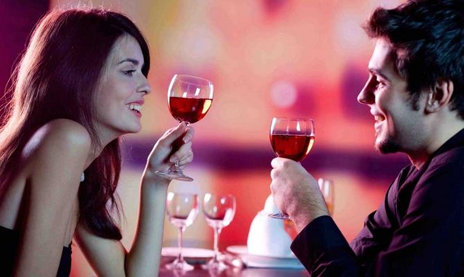 Польза вина для лбдей