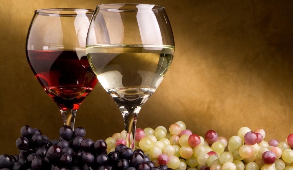 калорийность в винах