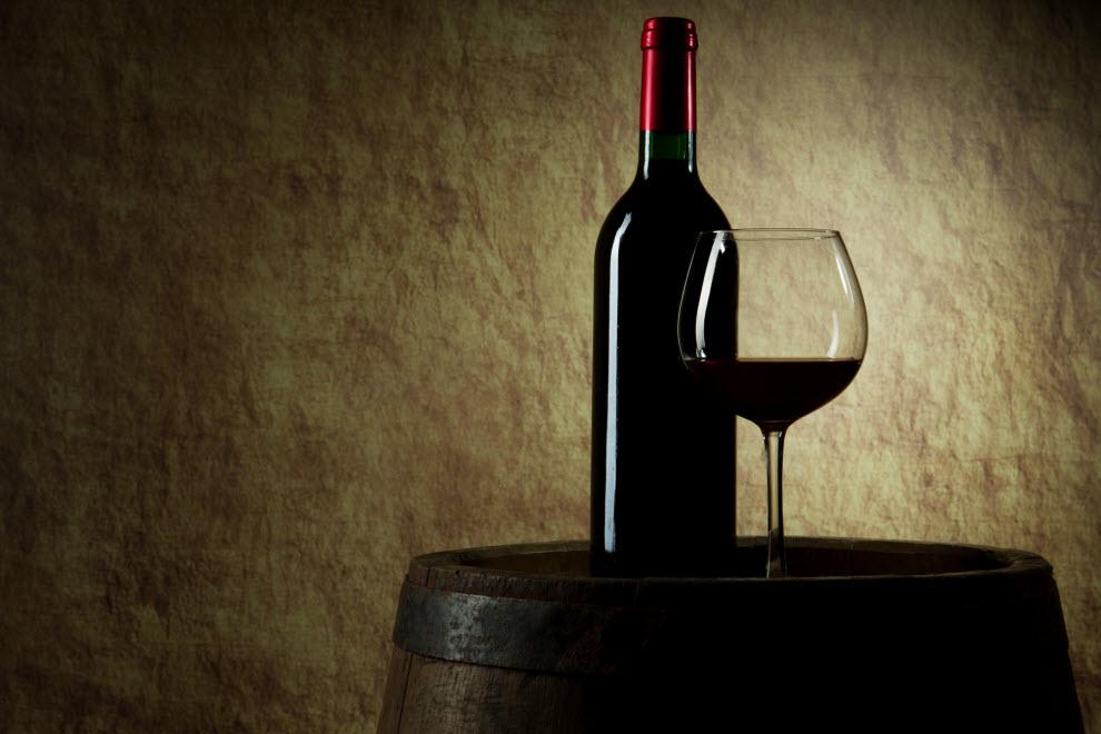 калорийность сухого вина