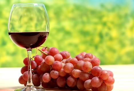 виноград для человека