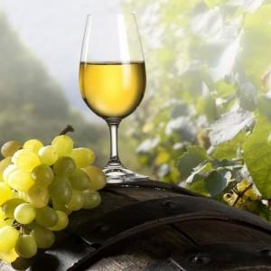 элитное белое вино