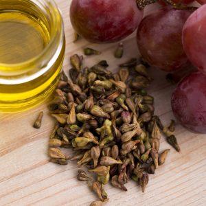 применение виноградных косточек в косметологии
