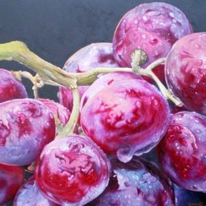 Чем обработать виноград