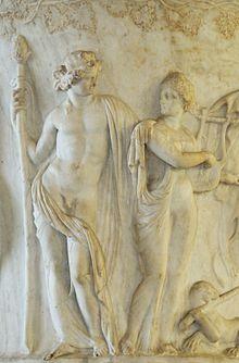 Ариадна жена Диониса