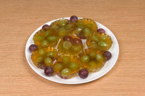 желе из винограда